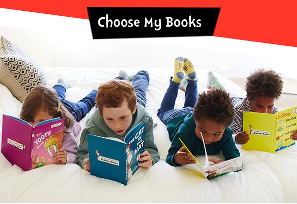 Choose My Books